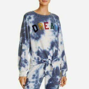 Vintage Havana Dream Graphic Sweatshirt S Tie Dye